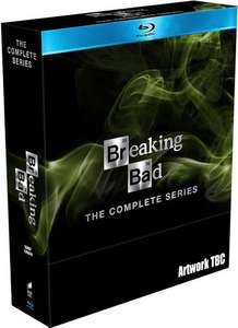 Breaking Bad (Complete Series) - Blu Ray - £12.49 @ MovieMall