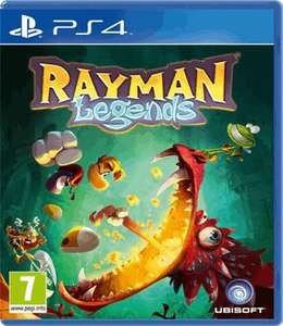 Rayman Legends on (PS4/X1) £19.99 Delivered @ Game & Amazon