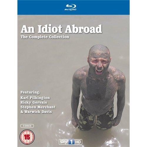 An Idiot Abroad - Series 1-3 Boxset Blu-ray 5 Disks £12.00 @ Play/YouwantitWegotit