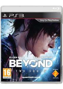 Beyond: Two Souls (PS3) £11.99 Delivered @ Base