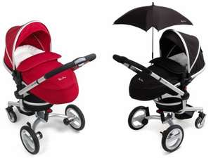 Silver Cross surf pram system  £175  include extras @ Mothercare outlet store