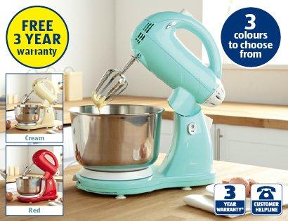 Classic Food Mixer £34.99 @ ALDI