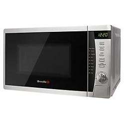 Breville VMW200 Solo Microwave Oven £47.99 from £119.99 @ sainsburys (instore)