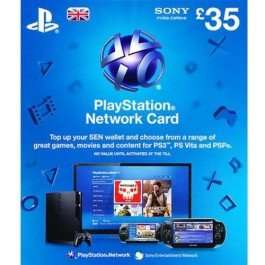 Playstation Network Card - £35 (Price drop) £29.99 (£28.49 With FB Code) @CDkeys
