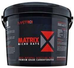Matrix Micro Oats Carbohydrates Powder 5kg @ The Supplement Centre £3.99 delivery? 7p/ serving