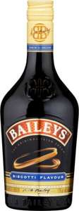 Baileys Irish Cream Biscotti Flavour Liqueur (700ml) ONLY £6.50 @ Asda