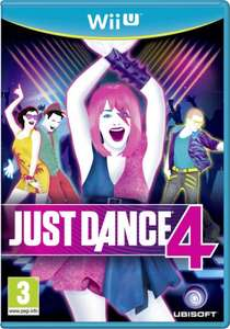 Just Dance 4 (Wii U) - £7 @ ASDA Direct