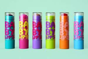 Restocked: Maybelline Baby Lips Lip Balm @ Poundworld