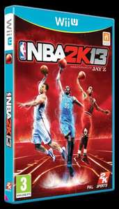NBA 2K13 (Wiiu) for £3.85! at Shopto