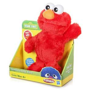 Squeeze and Sing Sesame Street character £13.48 delivered from Hawkins Bazaar