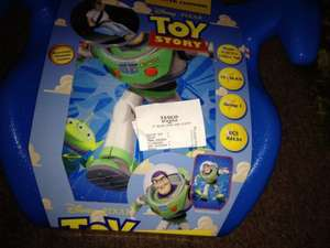 Disney Toy Story Booster Seat £3.37 @ Tesco Instore