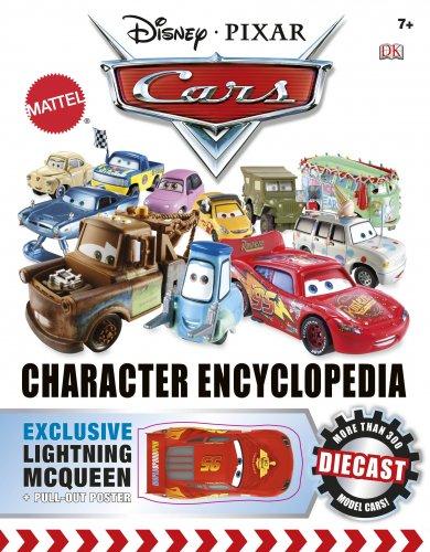 DK Disney Cars Encyclopedia (DK website) - £7.17