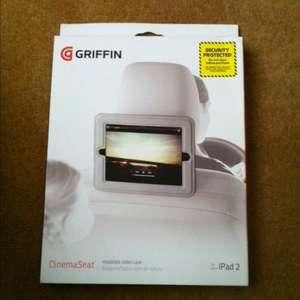 Griffin iPad CinemaSeat £6.25 @ Tesco Eston