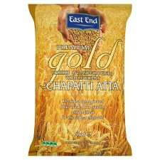 East End Premium Chakki Gold Atta 5Kg £4 @ Tesco