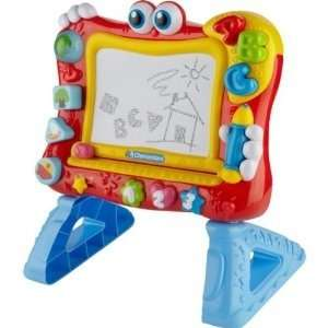 Chad Valley Interactive Magnetic Easel at Argos for £15.99