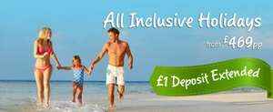 2 weeks all inclusive 2 adults and an infant, in a studio apartment, 3 star hotel in Ibiza £965.88 @ Asda Travel