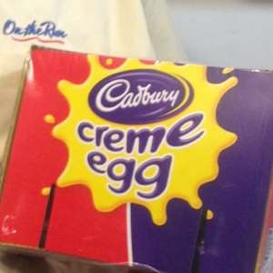 48 Creme eggs for £16 @ Esso Isenhurst