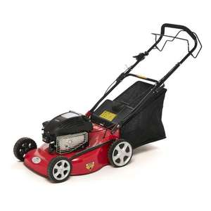 Wilko Lawn Mower Petrol Briggs and Stratton 500 Self Propelling £150