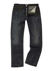 Levi's 501 Dusty Black - £63 @ House of Fraser