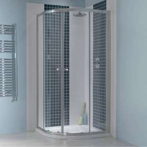VictoriaPlumb shower enclosure down from £169 to £82 plus Delivery £35