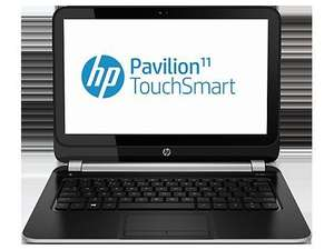 HP Pavilion Touchscreen 11 inch 11-E030SA model Windows 8, 4gb RAM, 500gb HD £199.99 @  Currys ebay outlet (Grade B refurb - see post for further info)