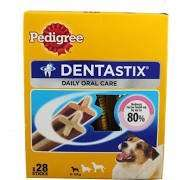 Pedigree Dentastix box of 28 @ Farmfoods £4.99