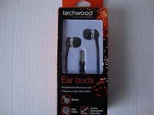 Techwood Earphones £3 @ Morrisons