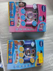 Vtech Kidizoom Twist plus camera £5 @ Tesco instore only