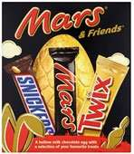 Premier Stores  Large Mars Easter Eggs at just £3.00 each