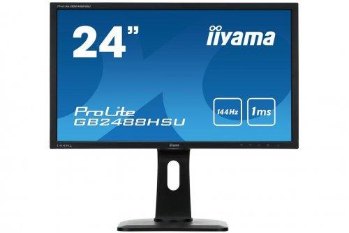 "Iiyama Prolite GB2488HSU-B1 144Hz 24"" LED Monitor £167.50 @ CCL"