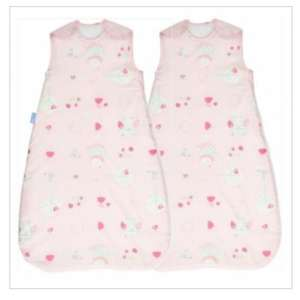Genuine Grobag 6-18 months twin pack from Baby Curlz £22.99 half price