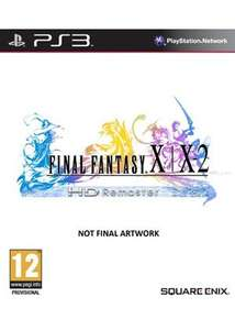 Final Fantasy X/X-2 HD Remaster (PS3) £19.99 Delivered @ base