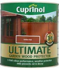 Cuprinol Ultimate Wood Preserver £27.98 3 for 2 B&Q
