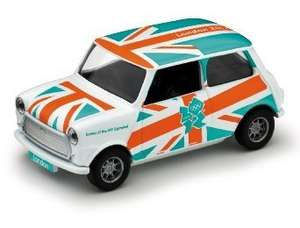 Corgi London 2012 Great British Classics Mini 1:36 Scale Die Cast model £3.90 @ Amazon (The Modelstore fulfilled by Amazon) ADD-ON-ITEM
