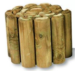 2 for £6 1.8m Log Roll Lawn Edging @ Tesco