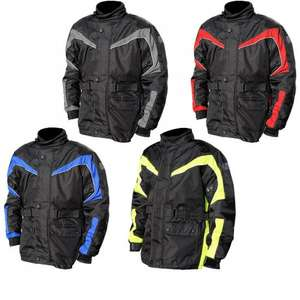 Oxford Bone Dry Motorcycle Jacket was £69.99 now £28.49 @ ghostbikes