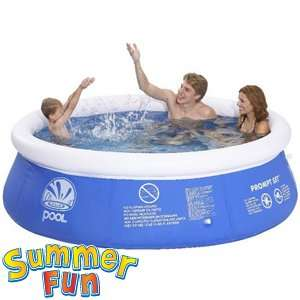 8ft Inflatable Pool only £19.99 instore and online @ Home Bargains