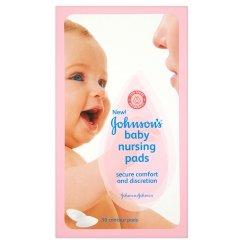 Johnsons nursing pads (30 per pack)  £1  in-store @ Morrison's