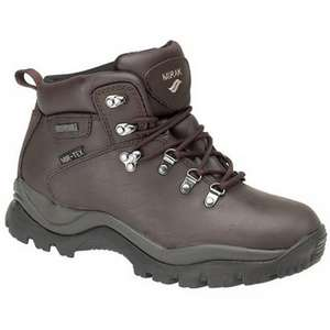 Mirak Nebraska Walking Boots - Brown £36.25 @ Mole Valley Farmers