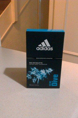 Adidas ice dive eau de toilette 100 ml £2.50 @ Tesco