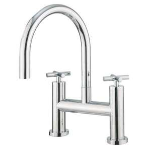 Space bath filler deck mounted - Bathstore Was £179...Now £15