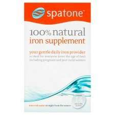 Spatone 14 day pack 3 for 2 at TESCO - £5.20