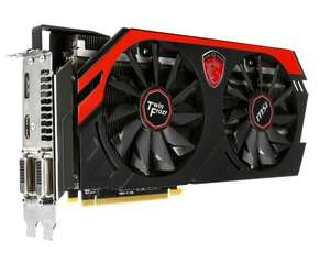 MSI AMD R9 290 GAMING Graphics Card (4GB, DDR5, PCI-E) £284.95 Vibox Ltd - Fulfilled by Amazon