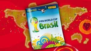 Free Online Panini 2014 World Cup Sticker Album (starts April 15th)