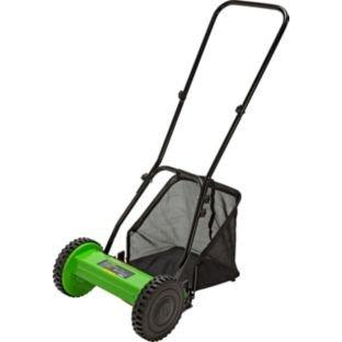 Challenge Hand Push Lawn Mower £32.99 at Argos.