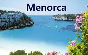 PRICE DROP --- *May 2014*   Menorca,  1 Week Family Holiday including Hotel, Flight, Luggage, Transfers, ATOL Protection & Resort Reps @ Thomas Cook - Total Price of Family of 3 (2 Adults & 1 Infant) = £282.16 for WHOLE family