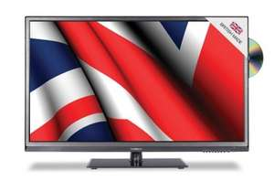 "Goodmans 39"" Full HD LED TV with built in DVD £199.99 @ B&M"