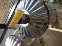 Galvanised Incinerator - £14.99 @ Home Bargains