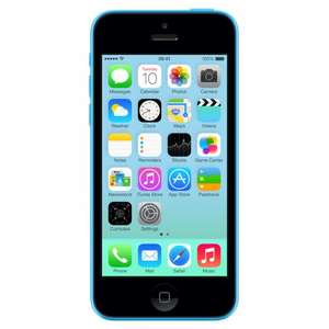 Free iPhone 5c at £23.99 pm @ EE (Term - £575.76)