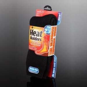 Heat Holders Thermal Socks Men / Women £3 (Half Price RRP £6 / £7) Sainsburys Bracknell (National)